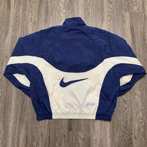 Retro Nike Windbreaker Jacket (Flawed)